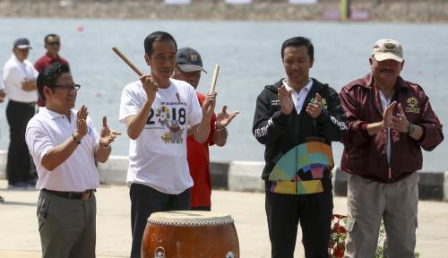 Foto Imin Jangan 'Kepedean' Bakal Dipilih Jokowi