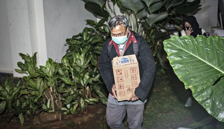 Foto Berita Geledah Tiga Lokasi, KPK Dapatkan Barbuk Penting