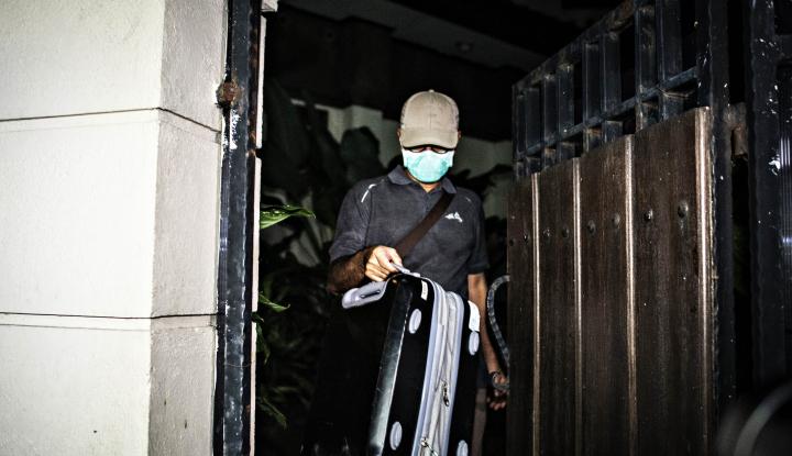 Foto Berita Rumahnya Didatangi KPK, Dirut PLN Mengaku Hanya Sebagai Saksi