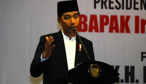 Foto Jokowi Hadiri Acara Harlah PKB Ke-20
