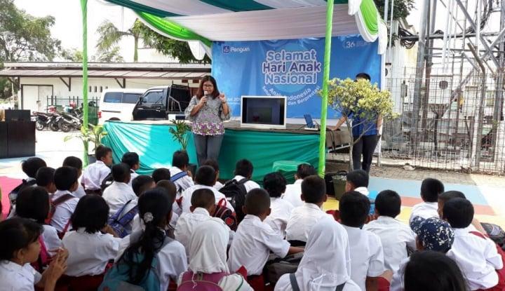 Foto Berita Penguin Indonesia Gelar Edukasi Kesehatan Lingkungan di Sekitar Pabrik