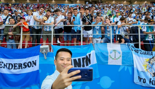 Foto Vivo Akhiri Program Sponsorship dalam FIFA World Cup 2018