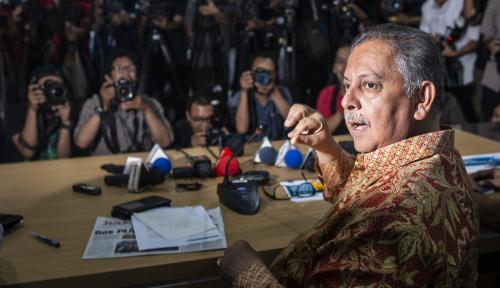 Foto KPK Bakal Tetapkan Sofyan Basir jadi Tersangka?