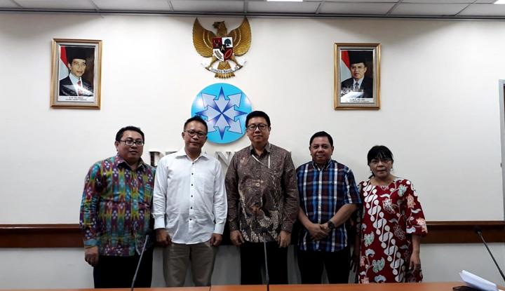 Foto Berita Verifikasi SMSI sebagai Konstituen Dewan Pers Berlangsung Agustus