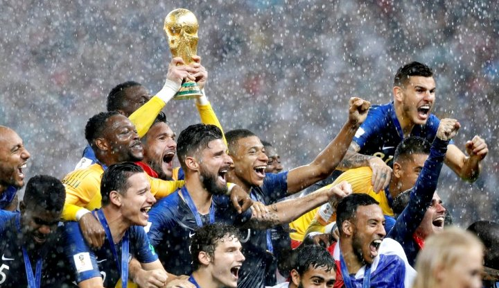 Bawa Prancis Juara Dunia, Deschamp Dapat Hadiah Spesial, Apa? - Warta Ekonomi