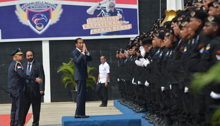 Foto Berita Jokowi: Kesepakatan dengan Freeport Kemajuan Besar