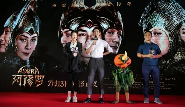 Foto Berita Film Termahal Buatan China Ini Ditarik dari Peredaran, Ini Sebabnya