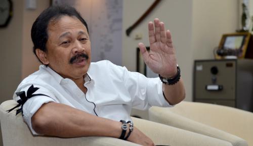 Foto Tito Sulistio: Kejar Ketertinggalan Kapitalisasi Pasar