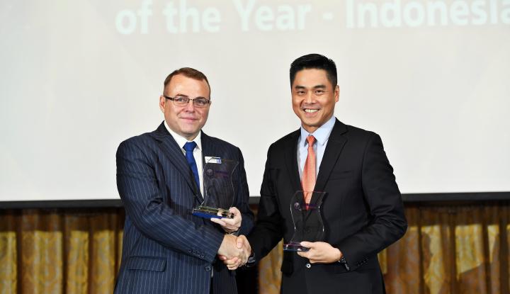 Foto Berita OCBC NISP Sabet 5 Penghargaan di Asian Banking & Finance Award 2018