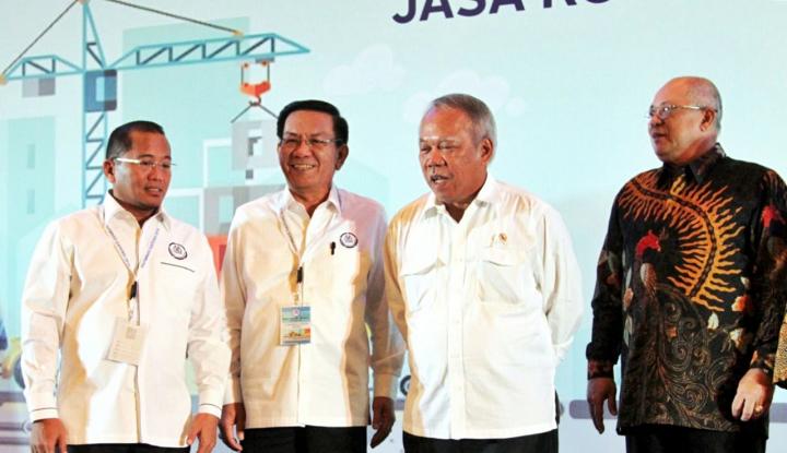 Foto Berita Konstruksi Indonesia 2018 Hadirkan Inovasi & Teknologi