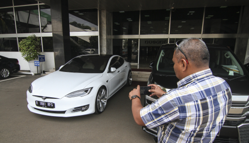 Foto Ini Dia Alasan Pemerintah Ngotot Ingin Produksi Mobil Listrik