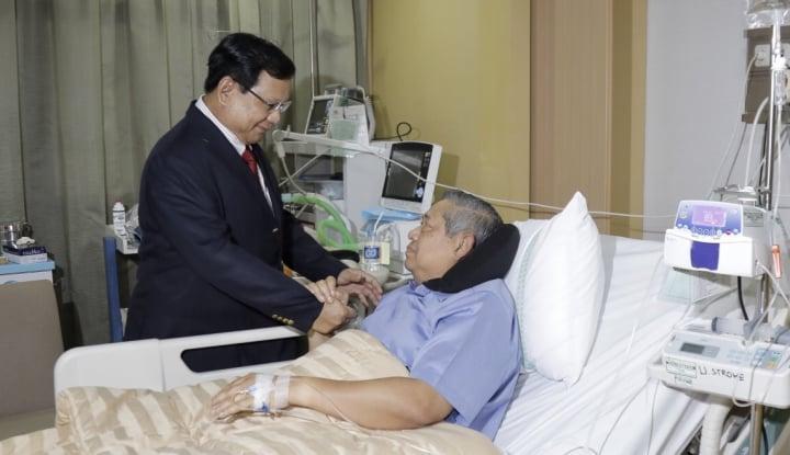 Foto Berita SBY Pesimis Perolehan Suara Parpol Tanpa Capres Anjlok, PAN: Optimis Saja