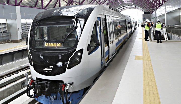 3 Bulan, LRT Palembang Sudah Layani 200 Ribu Penumpang - Warta Ekonomi