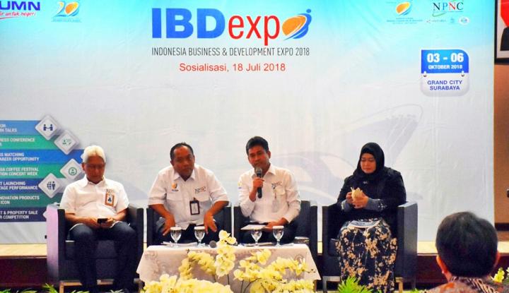 Foto Berita Kembali Dihelat, Surabaya Jadi Kota Penyelenggara IBD Expo 2018