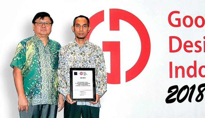 Foto Berita Polytron Sabet Penghargaan GDI 2018 dari Kemendag