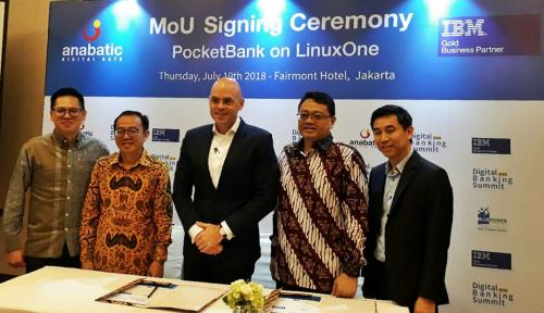 Foto Jamin Nasabah Bertransaksi, PocketBank Andalkan Sistem Keamanan Data