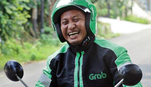 Foto Yamaha Investasi ke Grab Asia Tenggara Senilai 150 Juta Dolar