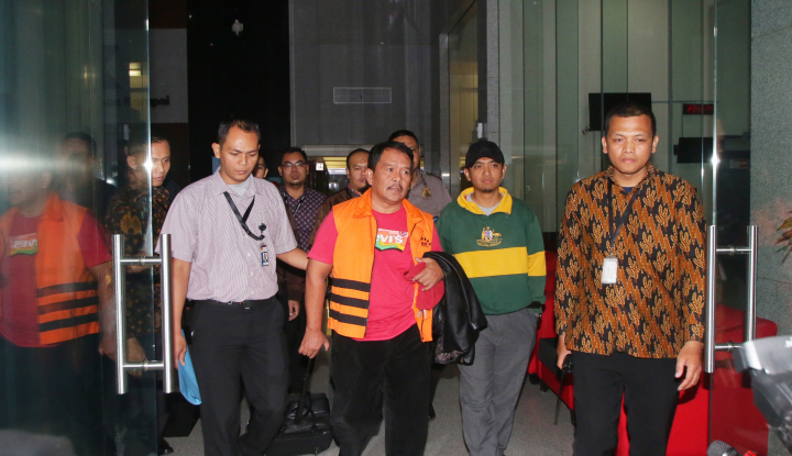 Foto Berita KPK Kejar Orang Dekat Bupati Labuhanbatu