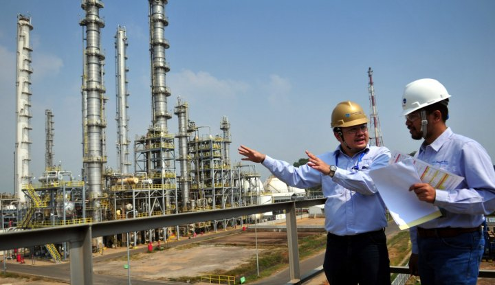 Bantu Tekan Impor, CAP Pasok Produk Bahan Baku Pipa Air Minum - Warta Ekonomi