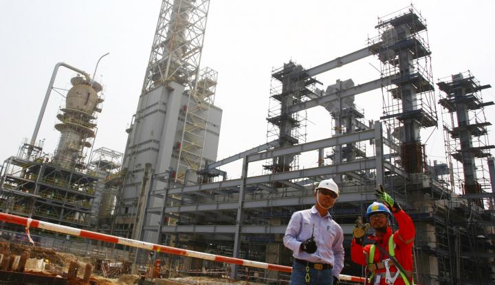 18 Kawasan Industri Luar Jawa Akan Serap Investasi Rp250 Triliun - Warta Ekonomi