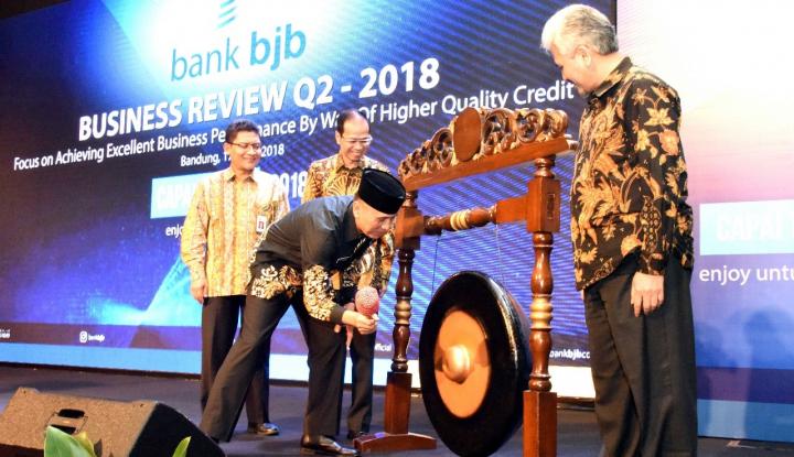 Foto Berita Kuartal II-2018, BJB Salurkan Kredit Rp71,8 T