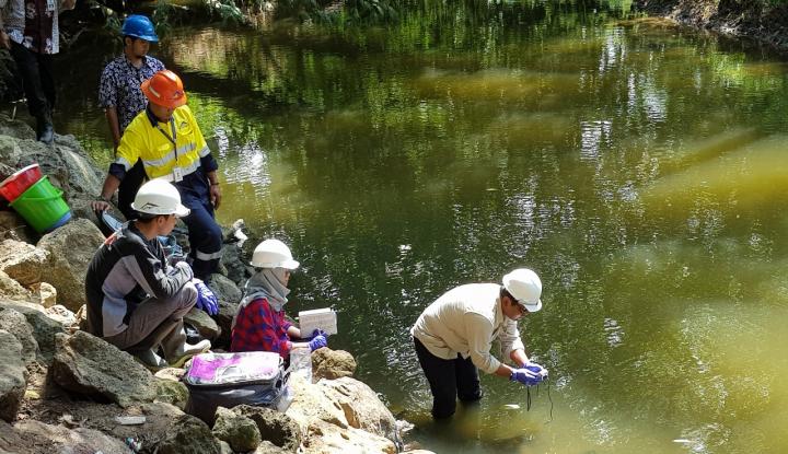 Foto Berita BSI Terus Pantau Lingkungan Operasionalnya
