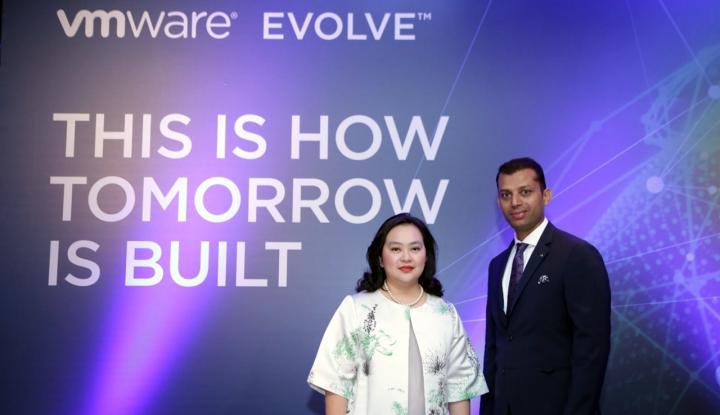 Foto Berita Dukung Akselerasi Digital, VMware Luncurkan Virtual Cloud Network