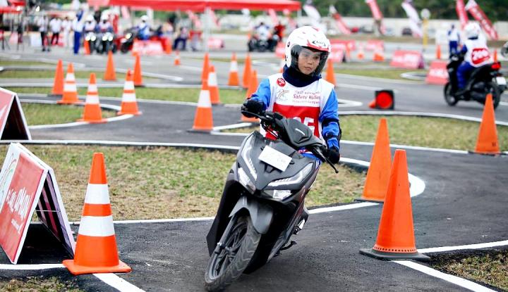 Foto Berita Ternyata, Kecepatan Maksimal Motor Hanya Boleh 30 Killometer Per Jam