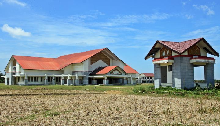 Foto Berita Perbaiki Sekolah Rusak, Pemerintah Alokasikan Rp34 Triliun