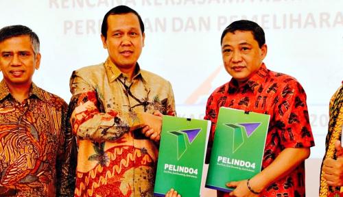 Foto Pelindo IV dan IKI Bangun Kemitraan untuk Pemeliharaan Kapal