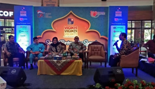 Foto Askrindo Syariah Ikut Ramaikan iB Vaganza 2018 di Pekanbaru