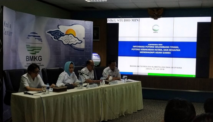 BMKG Minta Warga Hindari Pesisir Pantai Selat Sunda, Bahaya! - Warta Ekonomi