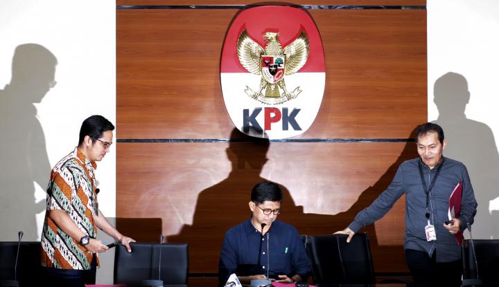 Foto Berita KPK Tetapkan Bos Sinar Mas Jadi Tersangka Suap