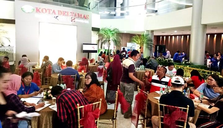 Foto Berita Kota Deltamas Jual Klaster Terbaru Rp380 Jutaan