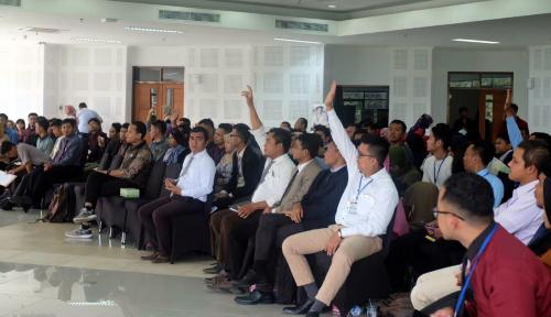 Foto Program AKM Mampu Tekan Angka Pengangguran