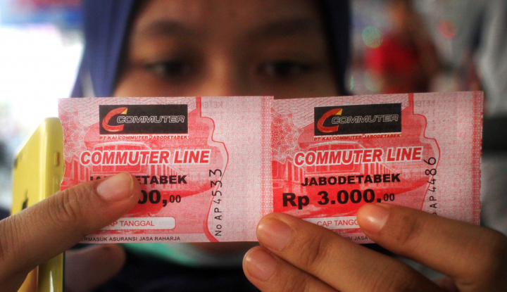 Foto Berita Kisruh Tiket KRL, KCI: Normalisasi Kartu Hingga Seminggu Kedepan