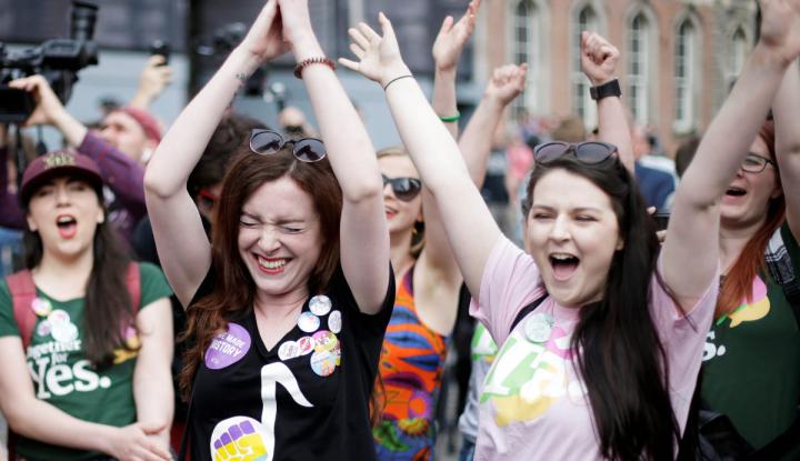 Foto Berita Irlandia Gelar Konferensi Internasional Anggota Parlemen Perempuan
