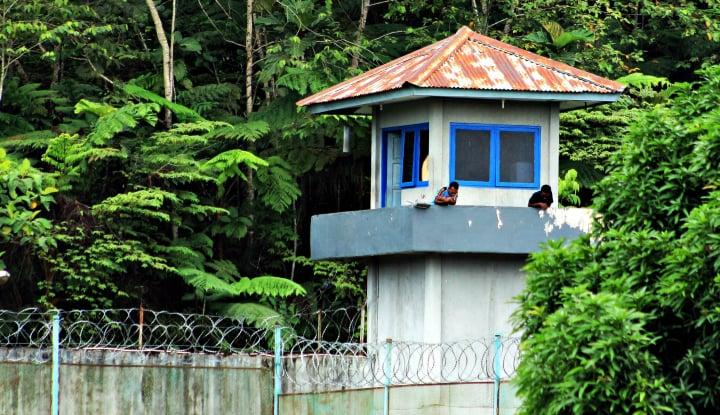 Foto Berita Ini Dia Penyebab Kericuhan di Lapas Surakarta