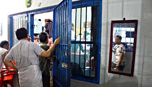 Foto Bantuan Konseling untuk Warga Lapas Perempuan Tangerang