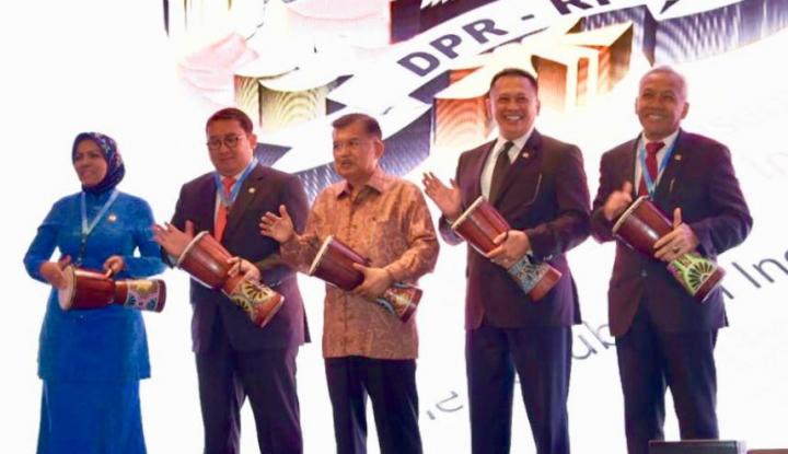 Foto Berita Perkuat Peran Kemaritiman, Bamsoet Buka Acara IPPP