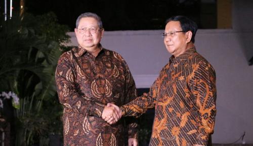 Foto Waduh! Partai Demokrat Dukung Prabowo-Sandi Setengah Hati?