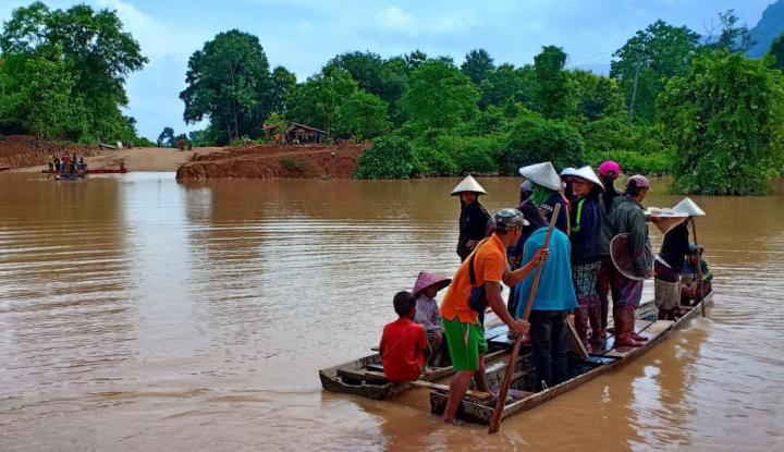 Foto Berita Bendungan Runtuh di Laos Tewaskan 19 Orang, 3.000 Lainnya Butuh Dievakuasi