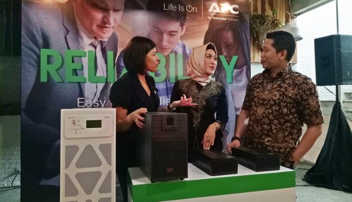Schneider Bantu UMKM Minimalisasi Risiko Bisnis Akibat Gangguan Listrik - Warta Ekonomi