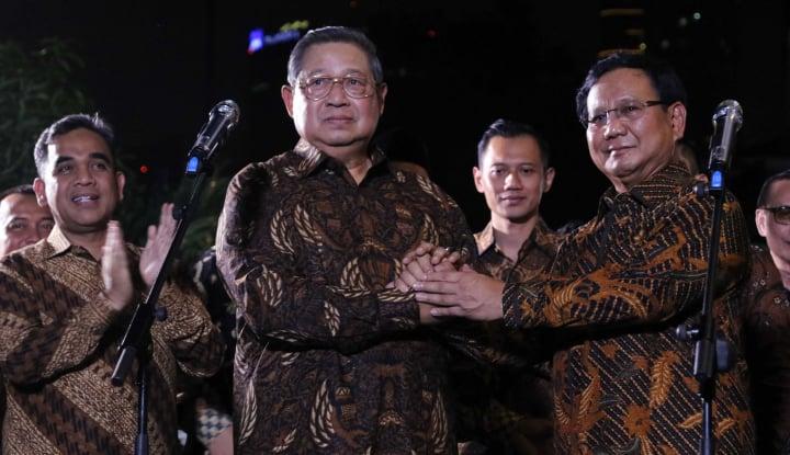 Foto Berita Koalisi Prabowo Bentuk Tim Pemenangan, Tahu Siapa 'Penasehatnya'?