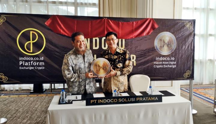 Ina Coin Pede Dapat Ciptakan Pengusaha-Pengusaha Baru - Warta Ekonomi
