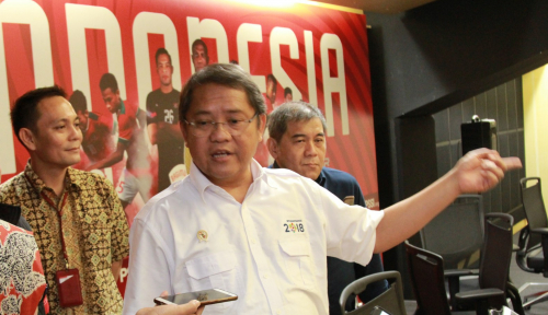 Foto Pak Menteri Bilang Anak Muda Jangan Cuma Punya Mimpi jadi Pegawai Saja...