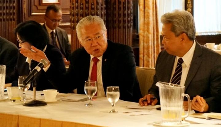 Foto Berita AS Sambut Usulan Perdagangan US$50 M dari Indonesia