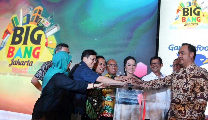 Foto Berita Kembali Digelar, Pesta Cuci Gudang di Big Bang Jakarta