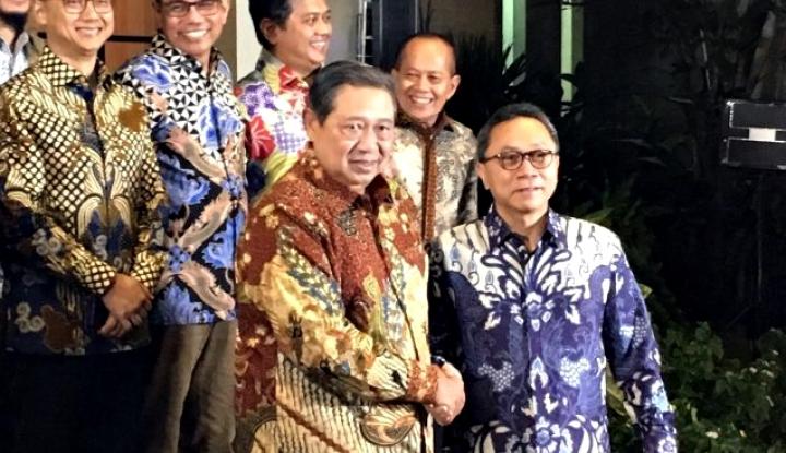 Foto Berita PAN Belum Tentu Masuk Gerbong Prabowo