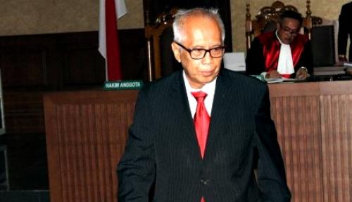 OC Kaligis: Chandra Hamzah Jelas-Jelas Korupsi Kok Dipilih Komisaris